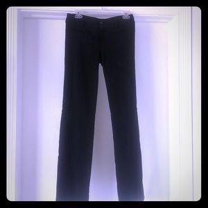 Black Rampage dress pants